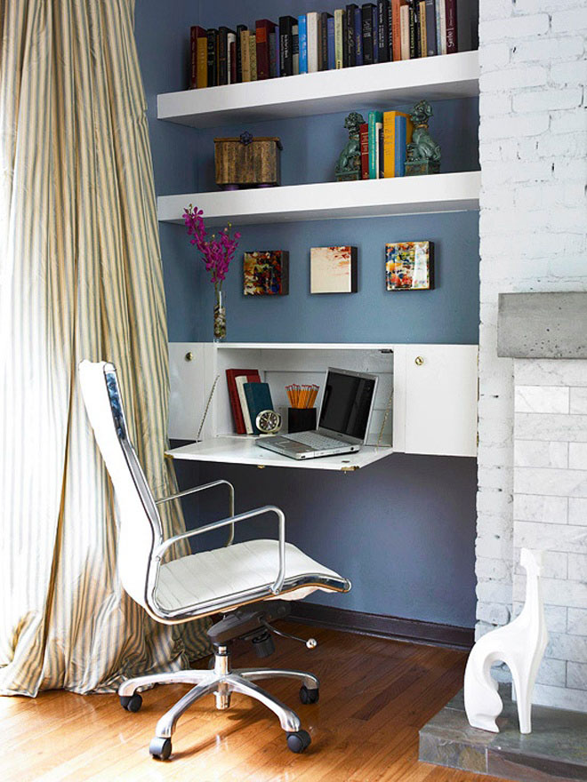 home office style ideas. Elegant-home-office-style-6 Home Office Style Ideas