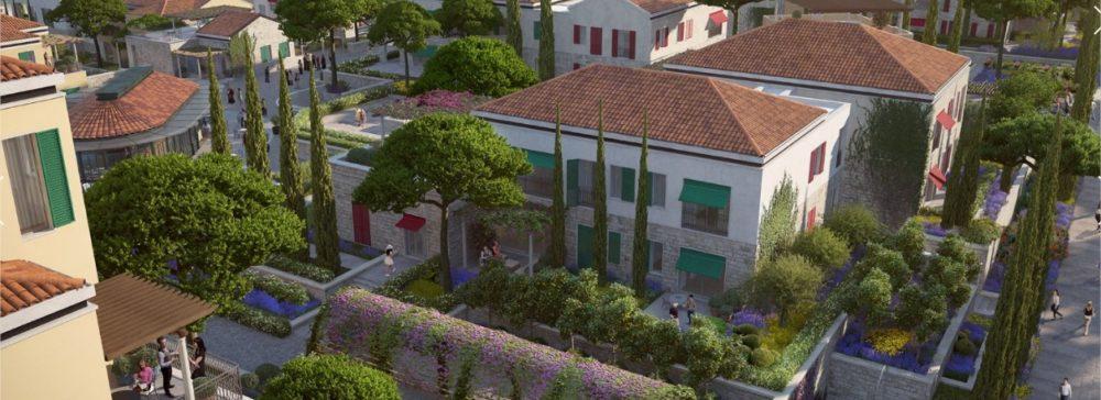 Portonovi - Luxury Resort, Mega Yacht Marina - Inspiringly Different Residences, Villas and Apartments - Montenegro - Europe by Az
